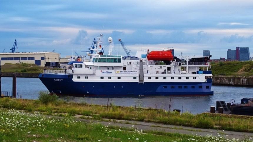 DSC00266 QUEST: Kreuzfahrt ab Hamburg – Erst-Anlauf!