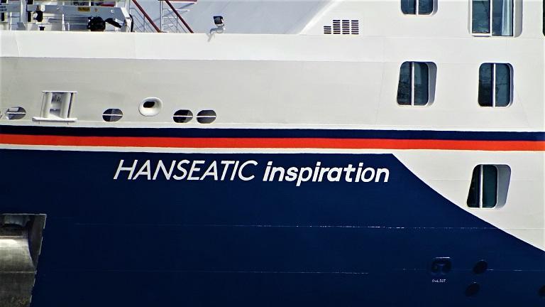 DSC08588 HANSEATIC inspiration in Dienst gestellt
