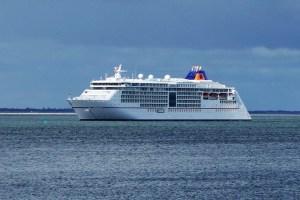 Kreuzfahrtschiff EUROPA 2 - Hapag-Lloyd Cruises