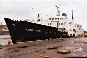 Kong Olav - Hurtigruten