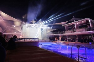 Mein Schiff 5 - Meeresleuchten 04