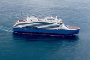 Luxury cruise icebreaker LE COMMANDANT CHARCOT