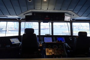 NAVIGATOR OF THE SEAS - Brücke