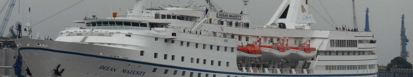 Ocean Majesty . Majestic International Cruises
