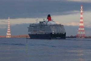 Queen Victoria eröffnet Kreuzfahrt-Saison 2018 in Hamburg