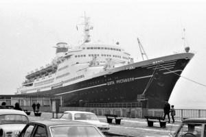 Passagierschiff SHOTA RUSTAVELI