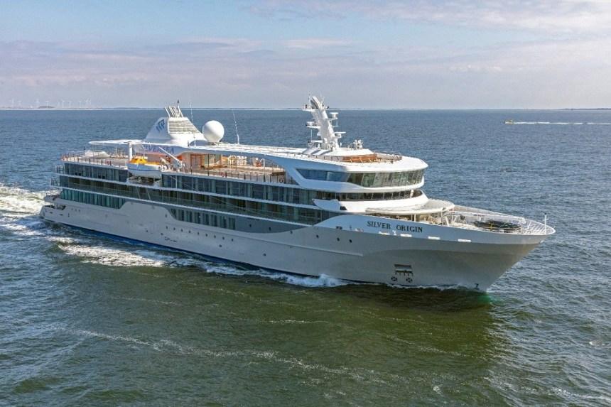SILVER-ORIGIN-1-2 SILVER ORIGIN: Eindrücke von Bord