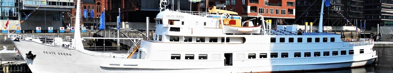 Seebäderschiff SEUTE DEERN