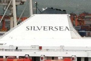 Silversea Cruises - Schornstein Silver Wind