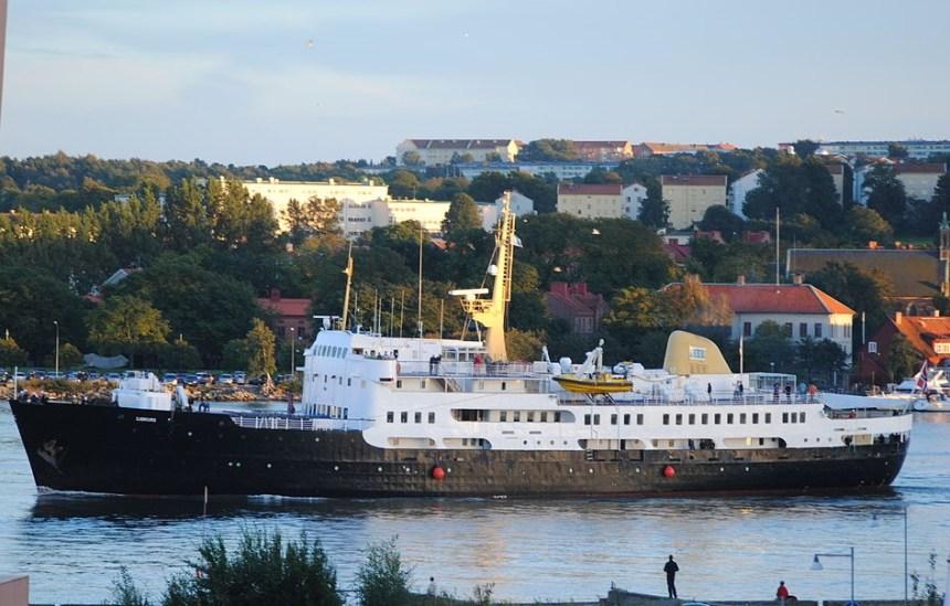 Sjøkurs_1-wiki- Vestland Classic übernehmen ehemalige RAGNVALD JARL