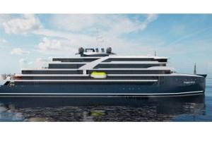 Projekt Vega- Expeditions-Keuzfahrtschiff von der Helsinki Shipyard