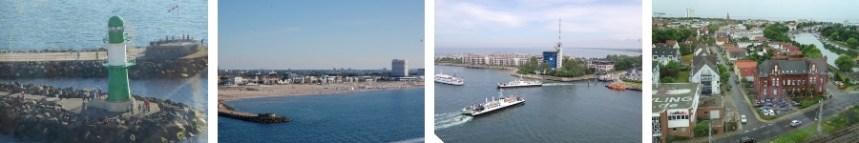 Verkehr Warnemünde Cruise Center