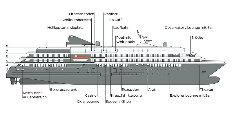 World-Explorer_Seitenansicht_2020_DE-e8b6ee36aa WORLD EXPLORER wird getauft – Expeditionsschiff für Mystic Cruises