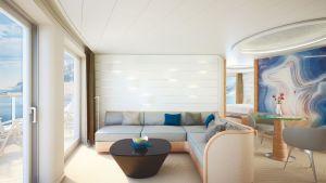 HANSEATIC nature - Grand Suite