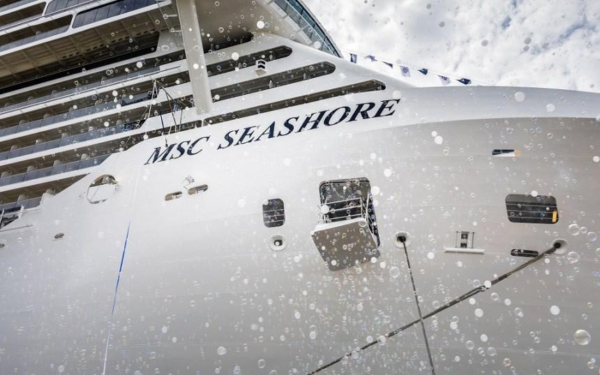 msc-seashore-delivery-ALP03580 MSC SEASHORE abgeliefert