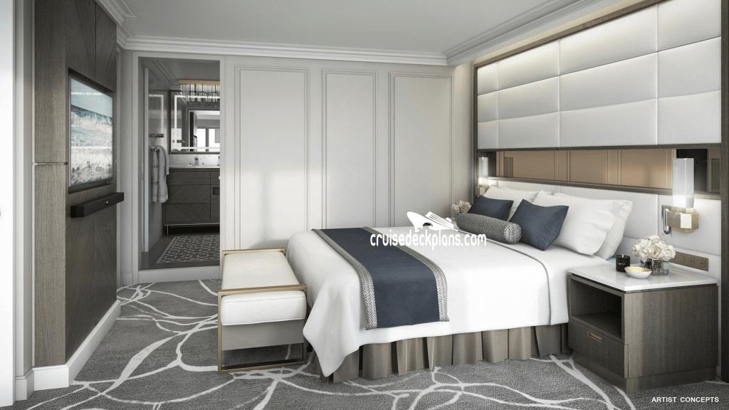 Crystal Esprit Deck Plans Diagrams Pictures Video