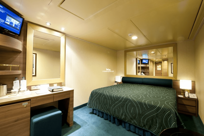 MSC Splendida Deck 13 Deck Plan Tour