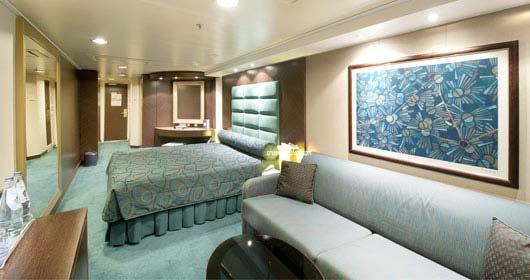 MSC Preziosa Balcony Suite Category