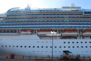 Golden Princess Deck Plans, Diagrams, Pictures, Video