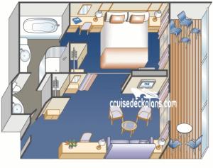 Regal Princess Deck Plans, Diagrams, Pictures, Video