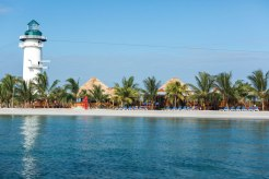 Harvest Caye Private Island