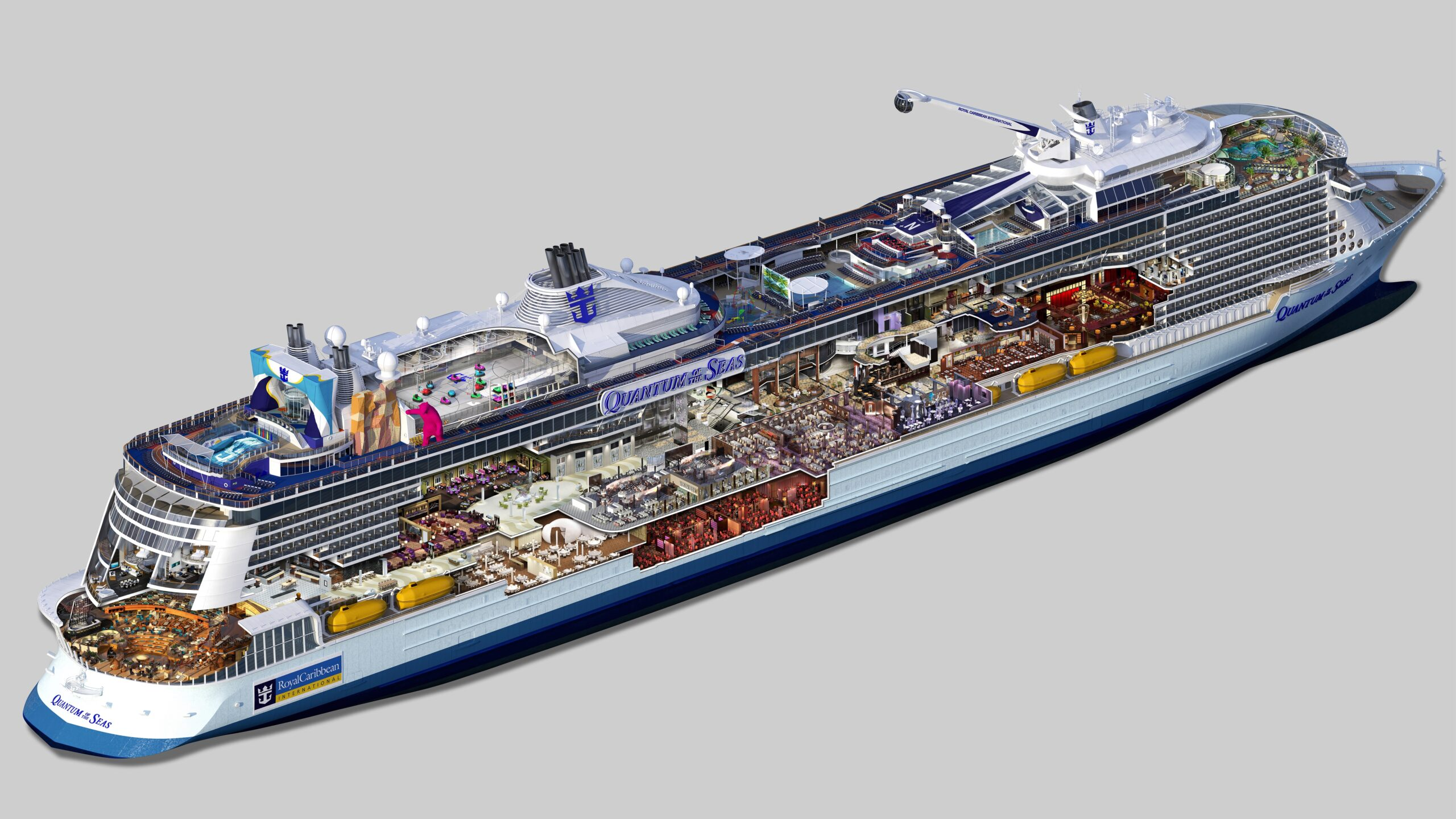 Quantum of the seas deck plans cruiseind baanklon Gallery