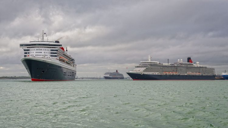 Cunard-queen