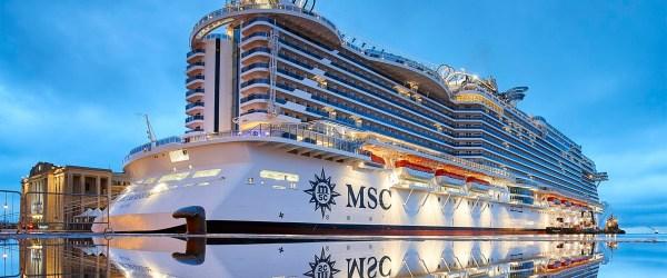 MSC Cruises MSC Seaside