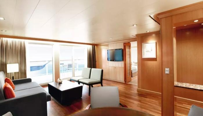 Marella Explorer 2 Cabins And Suites Cruisemapper