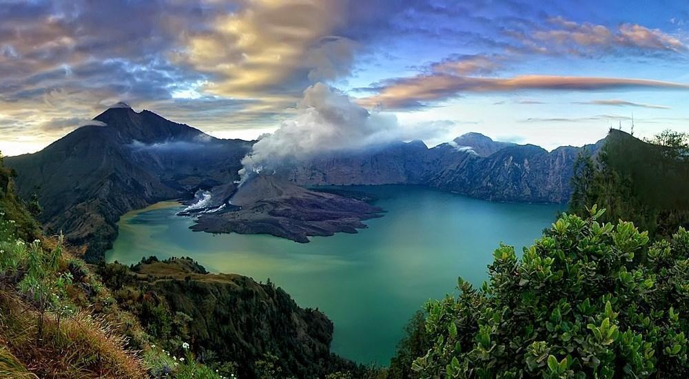 Gili Islands Indonesia Map
