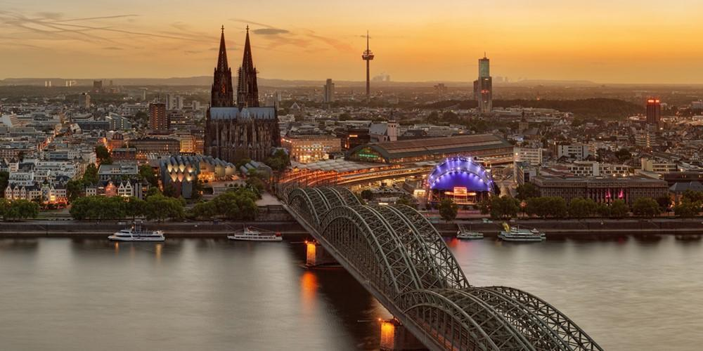 Located Where Cologne Cathedral