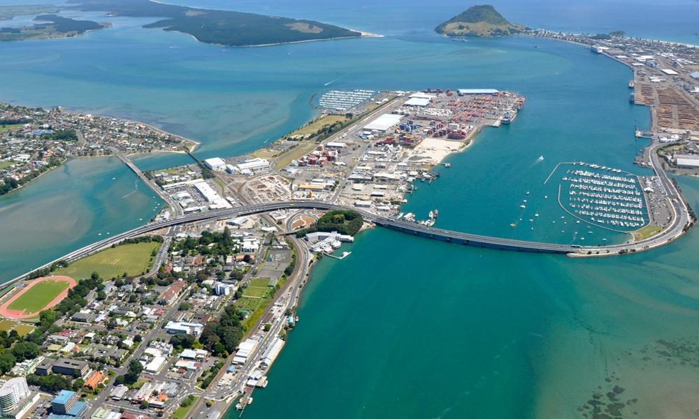 Tauranga New Zealand Cruise Port
