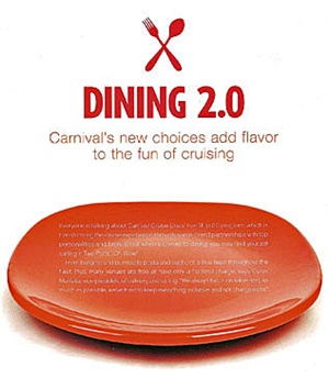 Carnival Cruise Your Time Dining Options CruiseMapper