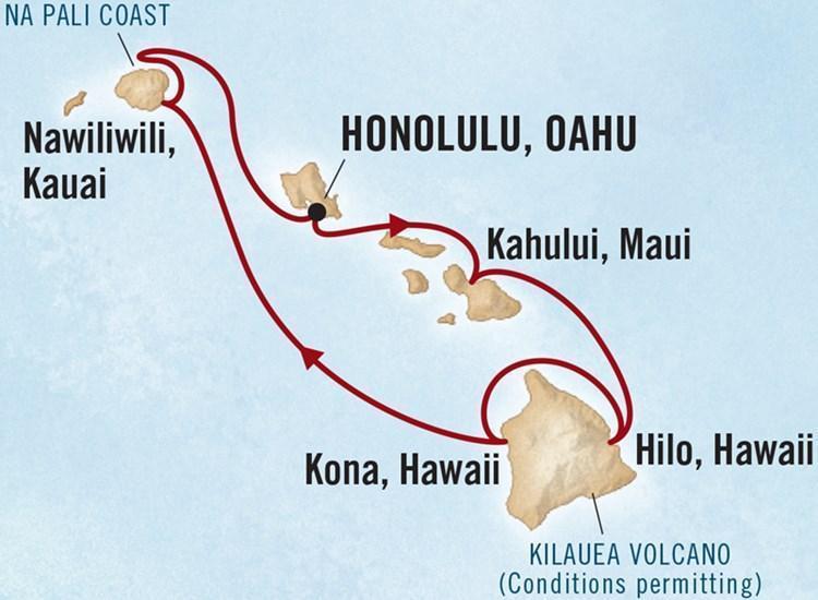 Names Pacific Coast Islands
