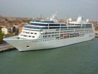 Azamara Journey in Venetie