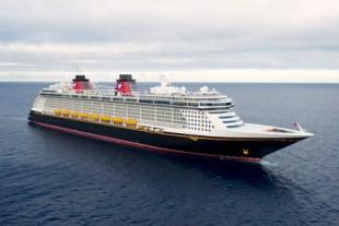 Disney Fantasy at Sea