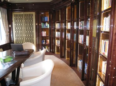 48. The Library Royal Princess