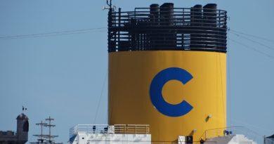 Costa Cruises verlengt de pauze van cruises