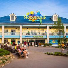 Margaritaville in Orlando