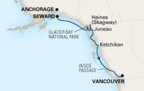 voorbeeld noordwestroute