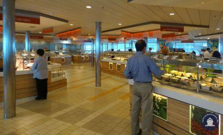 Buffetrestaurant Ocean View