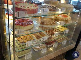 Gebak bij Café el Bacio