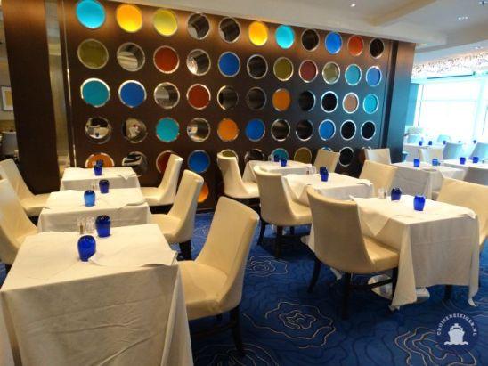 Restaurant Blu voor AquaClass gasten