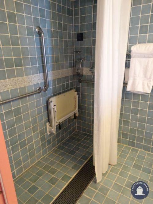 Badkamer - mindervalide hut