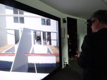 3D Balkons met jacuzzi (duplexhut)