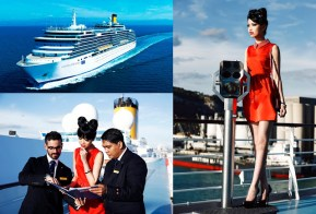 Jessica Minh Anh to host J Spring Fashion Show 2016 on Costa Luminosa in Sydney