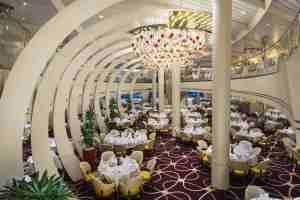 Koningsdam Dining Room