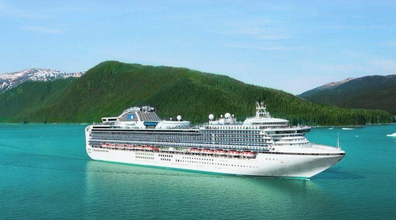 Princess Cruises verplaatst Sapphire Princess naar Australië