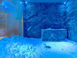 Spa Snow Room