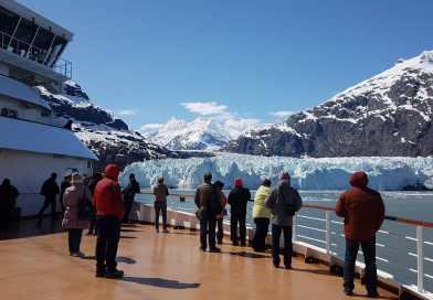 Welke schepen varen in de zomer van 2020 in … Alaska?